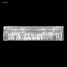James R Moder 92522S00 - Prestige All Crystal Vanity Bar