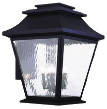 Livex Lighting 20245-07 - 5 Light Bronze Outdoor Wall Lantern