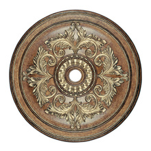 Livex Lighting 8228-57 - Venetian Patina Ceiling Medallion