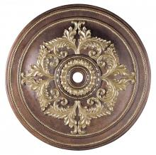 Livex Lighting 8229-64 - PBZ Ceiling Medallion