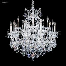 James R Moder 91688S2X - Maria Theresa 15 Arm Chandelier
