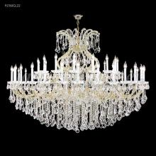 James R Moder 91760S2X - Maria Theresa 48 Arm Chandelier
