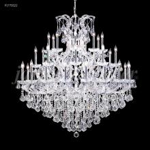 James R Moder 91770GL2X - Maria Theresa 36 Arm Chandelier
