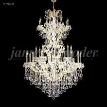 James R Moder 91796GL2X - Maria Theresa 36 Arm Chandelier