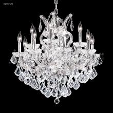 James R Moder 91812GL2X - Maria Theresa 12 Arm Chandelier