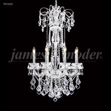 James R Moder 93916S22 - Maria Elena 8 Arm Chandelier