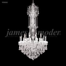 James R Moder 93920S22 - Maria Elena Entry Chandelier