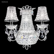 James R Moder 94109G00 - Princess Wall Sconce with 2 Arms