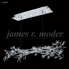 James R Moder 96188S00 - Continental Fashion Floral Chandelier