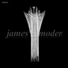 James R Moder 96226S22 - Medallion Collection Entry Chandelier