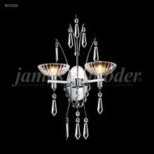 James R Moder 96312S22 - Medallion Fashion 2 Arm Wall Sconce