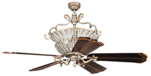 "Craftmade K11218 - Cortana 52"" Ceiling Fan Kit in Athenian Obol"