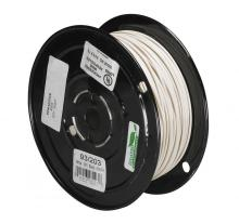 Satco Products Inc. 93/203 - 18/1 Solid 105°C AWM TFN-PVC Nylon Wire 500 Ft./Spool