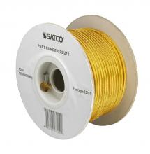 Satco Products Inc. 93/212 - 18/2 Rayon Braid 90°C Wire 250 Ft./Spool