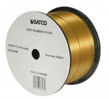 Satco Products Inc. 93/303 - 18/2 SPT-1.5 105°C Wire 2500 Ft./Reel