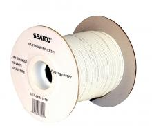 Satco Products Inc. 93/321 - 18/1 Stranded AWM UL 3321 150°C Wire 500 Ft./Spool