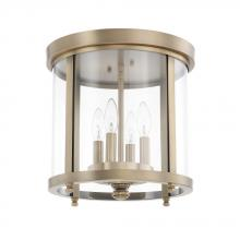 Capital 214141AD - 4 Light Flush Mount