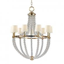 Hudson Valley 3119-AGB-WS - 9 Light Chandelier
