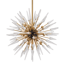 Hudson Valley 9032-AGB - 12 Light Chandelier