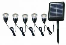Kenroy Home 60503 - Solar Deck, Dock & Path Light