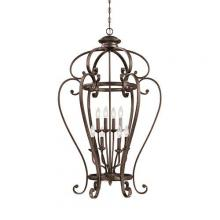 Millennium 1228-RBZ - Pendants serve as both an excellent source of illumination and an eye-catching decorative fixture.