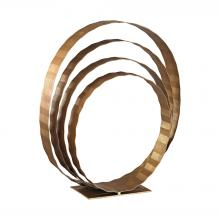 Dimond 1114-177 - Concentric Rings Table Top Sculpture