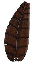 Fanimation B5350WA - 26 inch Oval Leaf Carved Wood Blade - WA